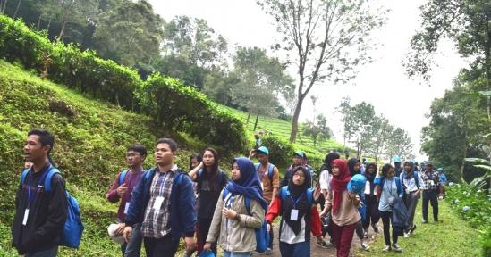 Lawatan Sejarah BPNB Jawa Barat  Kehangatan di Tengah Sejuknya Perkebunan Teh Gunung Mas (Bagian 3-Habis)