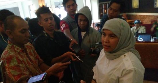Diah Pitaloka &  Aliansi Cipayung Plus – Mengecam Insiden KKR Sabuga