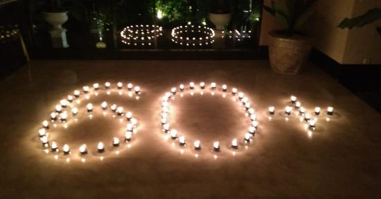 The Papandayan Kembali Turut Serta Dalam Kampanye Earth Hour 2020