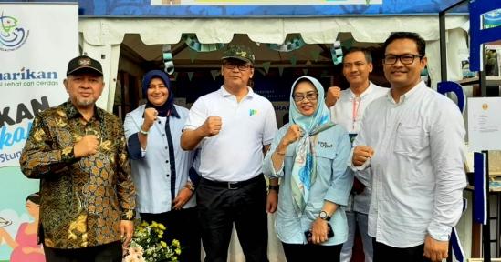 Hasil Riset Dosen & Mahasiswa Tersaji di Stand FPIK Unpad, West Java Festival 2019 - Edhy Prabowo Sempat Menyambangi ...