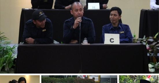 Mitra Kerja Hotel The Papandayan Ramaikan Hari Kemerdekaan Republik Indonesia ke 74