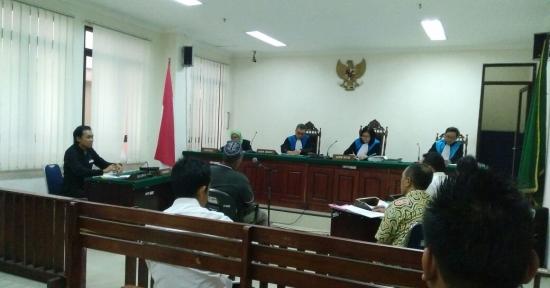 Kasus Pembebasan Lahan PLPR Palabuhanratu di PTUN Bandung, Hadirkan Saksi dari Tergugat