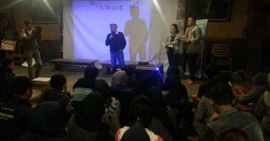 Ratusan Anggota PSM Unpad Berlatih di Alam Santosa – Munculkan Inspirasi Baru