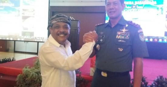 Pangdam lll Ajak F DAS Citarum & GH Sukseskan Citarum Harum: Bukan Mendukung, Siap Terdepan Malah, Kata Eka Santosa