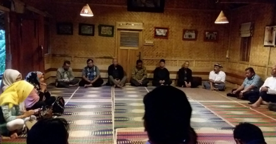Aktivis & Tokoh Masyarakat, Diskusikan Masa Depan Bangsa Bersama Ketua DPW Partai Berkarya Jabar