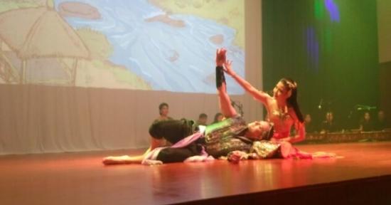 Rayakan 45 Tahun Bandung Independent School – Digelar Drama Musik Sangkuriang, Keren Abiz!