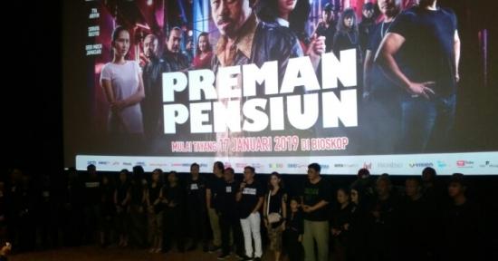 Ada Pesan Mendalam di Film Preman Pensiun  tentang Tanggungjawab