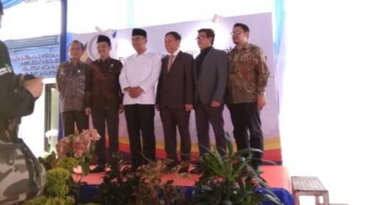 Ridwan Kamil Resmikan Kanwil III KPPU – Jaga Kondusifitas, Tumbuhkan Persaingan Ekonomi Sehat
