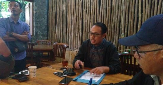 Rijal Asyari, R M Ponyo Jelaskan Duduk Perkara Viral Struk Berbau SARA: Mohon Maaf Atas Kealpaan …