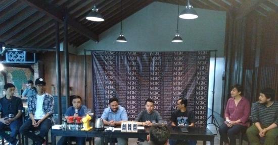 Kompetisi Seduh Kopi Meriahkan Kota Bandung