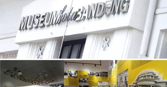 Kondisi Terkini Museum Kota Bandung ...