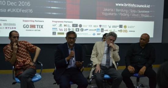 Ridwan Kamil ke Dubes Inggris Minta British Council, Membuka (lagi) Small Office di Bandung