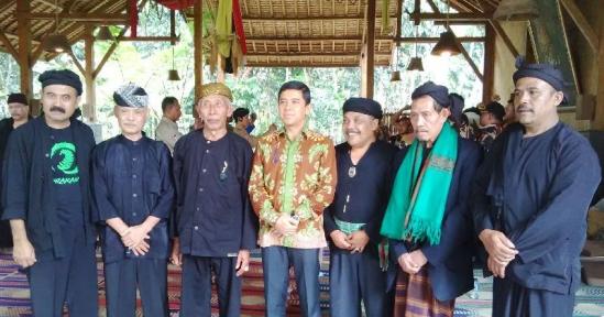 Eka Santosa di Perpisahan Yuddy Chrisnandi, Muncul Isu: Mau Balik Kandang?