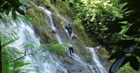 Curug Tenjong, Air Terjun Perawan yang Belum Terjamah