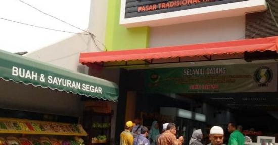 Gerai GORO DAYUNG di Bandung Munculkan Antusiasme Peserta Munas ISMI ke-2
