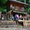 Melongkok Serlok Bantaran di Cikapundung