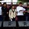 Resolusi Cimanuk Bertabur Artis PAPPRI Jawa Barat, Pengungsi Terhibur