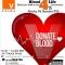 Ulang Tahun ke – 4  V Hotel and Residence Bandung Gelar Donor Darah