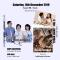 Kopi Kelenteng & 'Nyoba Suara Vol 9', Jelang Tutup 2019 - Hadirkan  D'Cinnamons Dkk