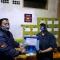 JBN Salurkan Sembako dari DR Yerry Yanuar Untuk Wartawan Terdampak Covid-19